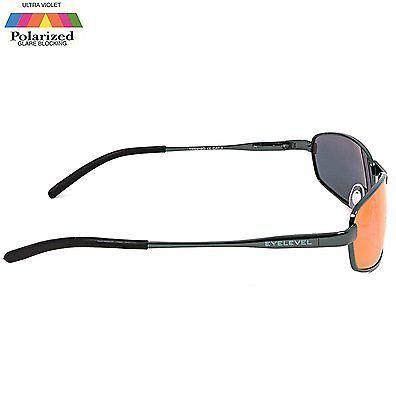 1442b50d44c UV400 Eyelevel POLARIZED Treviso Mirror Designer Sunglasses Sport Blue  Orange